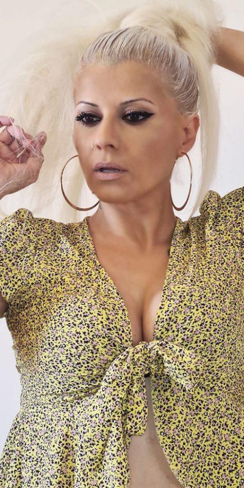 Γυναικεία Μπλούζα Φλοράλ