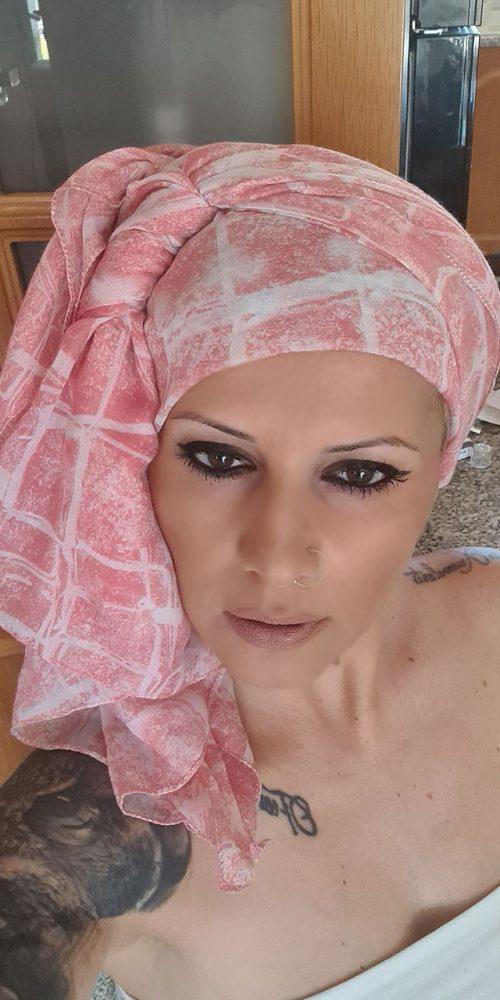 Μαντίλι Ροζ
